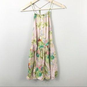 (Somedays Lovin) Floral Fringe Dress